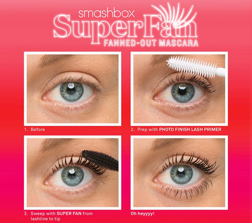 Travel-Size Super Fan Mascara