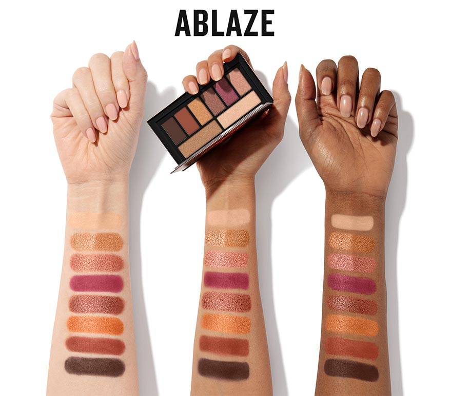 Cover Shot Eye Shadow Palette: Ablaze